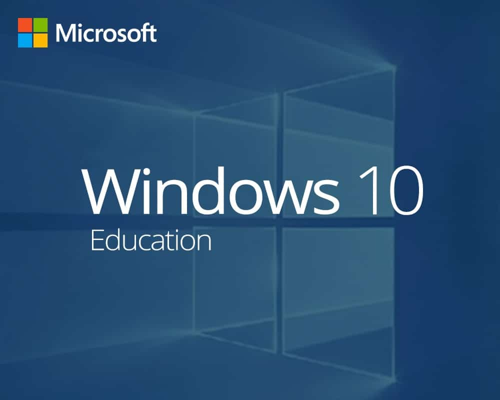 microsoft windows 10 ducation 64 bits boutique pcland. Black Bedroom Furniture Sets. Home Design Ideas