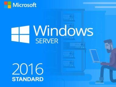 Acheter clé Microsoft Windows server standard 2016 pas cher sur Boutique PcLanD